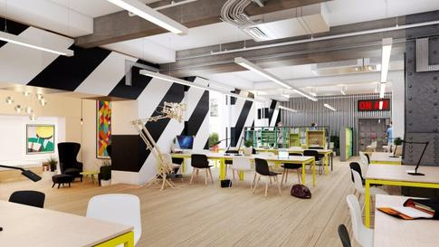 Huckletree Shoreditch Image
