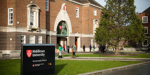 Middlesex University Image