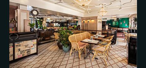 Dishoom Reopening And Covent Garden Soft Launch